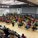 """Završni koncert u sklopu projekta """"El Sistema u Istri"""""""