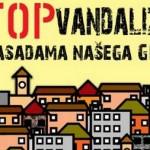 Uklanjanje grafita sa zagrebačkih škola i vrtića