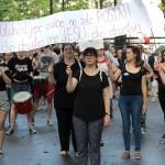 """Foto: U Zagrebu održana """"Šetnja Hellen Keller"""""""