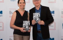 Jessica Cohen i David Grossman (Foto: The Man Booker Price)
