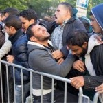 Sukob talijanske policije i migranata na granici s Francuskom