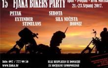Idući vikend 15. Moto party Fjaka u Splitu