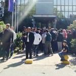 Deseci azilanata pobjegli iz hotela Porin