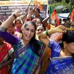 U Indiji 51 posto žena smatra da je u redu da muž istuče ženu