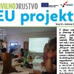 """43. broj """"EU projekata"""" je online"""