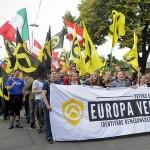 Ekstremna desnica spašava Europu i izbjeglice