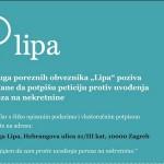 Lažni potpisi na Lipinoj peticiji