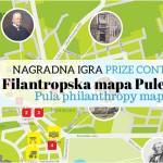 "Izvučen dobitnik nagradne igre ""Filantropska mapa grada Pule"""