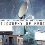 """Međunarodni simpozij """"Filozofija medija"""""""