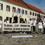 Prosvjed za vraćanje dostojanstva i perspektive mladima