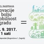 """ODRAZ poziva na panel raspravu """"Inovacije za bolju mobilnost u gradu"""""""
