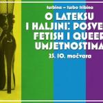 O Lateksu i haljini: posveta fetish i queer umjetnicima
