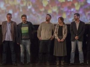 Filmska ekipa (FOTO: Facebook/Gazda)