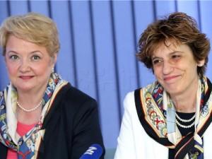 Na fotografiji Višnja Tuškan-Krupić, Mariza Katavić. foto HINA/ Lana SLIVAR DOMINIĆ/ lsd