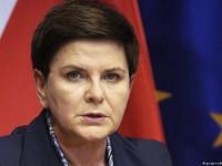 Polen Beata Szydlo beim EU-Gipfel in Brüssel (picture-alliance/dpa/AP/O. Matthys)