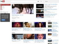 Arhivska fotografija naslovnice video servisa YouTube od 07.05.2013. godine. foto FaH/ screenshoot/ ik