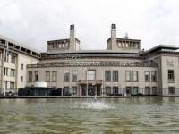 Arhivska fotografija zgrade Međunarodnog kaznenog suda u Haagu 27.4.2006. godine.  foto FaH/ ds