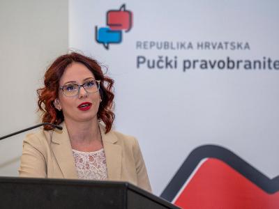 Na fotografiji Maja Kević. foto HINA/ Mario STRMOTIĆ/ ua