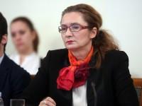 Na fotografiji pravobraniteljica za ravnopravnost spolova Višnja Ljubičić. foto HINA/ Denis CERIĆ /dc