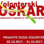 Dodjela Volonterskog Oskara na Međunarodni dan volontera