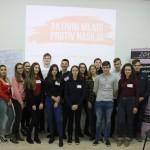 """Održana edukacija vršnjačkih edukatora u sklopu projekta """"Aktivni mladi protiv nasilja"""" Udruge Zora"""