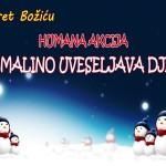 """9. Humana akcija """"Dalmatino uveseljava djecu!"""" u KBC Split"""