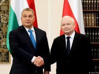 Viktor Orban i Jaroslaw Kaczynski