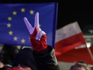 Dio poljskog društva se bori protiv nacionalističkih tenzija
