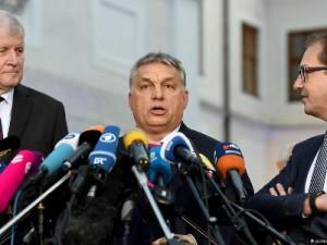 Orban na kongresu CSU-a protekli vikend u bavarskom samostanu Seeon