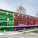 Rekonstrukcija Tvornice Jedinstvo – za tri godine novi kreativni i društveni centar na obali Save
