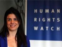Direktorica udruge Human Rights Watch (HRW) Brazil, Maria Laura Canineu, foto EPA