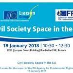 Prostor za civilno društvo u EU