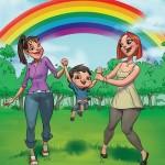 Uskoro predstavljanje prve hrvatske slikovnice o istospolnim obiteljima