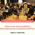 Više od 130 stručnjakinja i stručnjaka na konferenciji školske medijacije