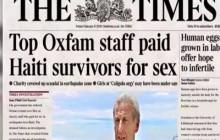 Skandal s Oxfamom pokazuje koliko je kolonijalizam živ i snažan