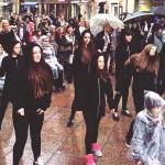 Rijeka ustaje! Protiv nasilja prema ženama