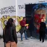 U Beogradu uništen mural s likom Zorana Đinđića, dan nakon obljetnice ubojstva