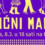 Udruga PaRiter poziva na prvi Noćni marš u Rijeci
