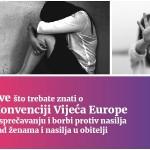 """Ministarstvo objavilo brošuru """"Sve što trebate znati o Konveciji o sprečavanju nasilja nad ženama"""""""