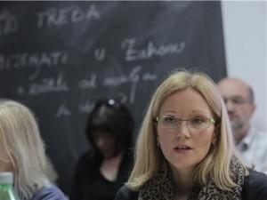 Na slici Ines Bojić. foto Hina/ Tomislav Pavlek/tp