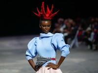 Međunarodni tjedan mode u Cape Townu, EPA/NIC BOTHMA