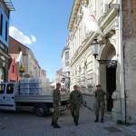 Crveni križ i Hrvatska vojska dostavljaju Brođanima pitku vodu