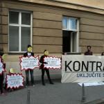 Zelena akcija prosvjedovala protiv Lex LNG i pozvala građane na javno savjetovanje o spornom zakonu