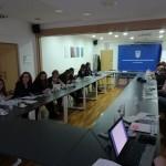 Nacionalna zaklada održava jednotjednu izobrazbu za 9. Centar znanja za društveni razvoj