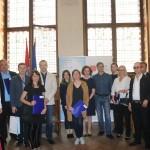 Održano svečano potpisivanje ugovora o dodjeli  bespovratnih sredstava u okviru ESF poziva Umjetnost i kultura za mlade, skupina aktivnosti C