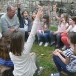 GALERIJA: Deša održala ekološke volonterske akcije u osnovnim školama, dio je to projekta finaciranog iz ESF