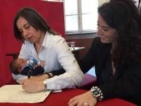 Chiara Foglietta i Micaela Ghisleni (Foto: Chiara Foglietta /Facebook)