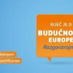 Osijek se priružuje dijalogu s građanima zajedno s Dublinom, Stirlingom i Bruxellesom