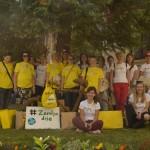 Manifestacija Hrvatska volontira 2018. okupila 4400 građana u 70-ak hrvatskih gradova, provedeno više od 300 korisnih volonterskih akcija
