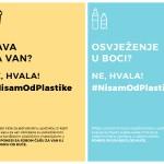 Anketa: 96 posto građana spremno zamijeniti jednokratnu plastiku ekološkim alternativama,  red je na velikim igračima